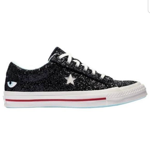 design di qualità b6375 b2aab Converse Chiara Ferragni One Star Ox NWT